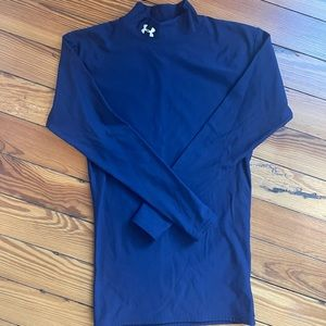 Under armour slim fit,long sleeve